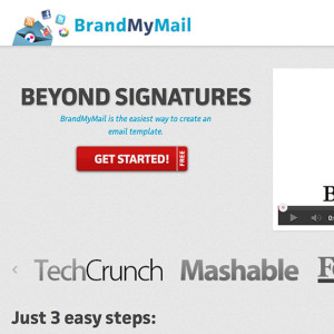 BrandMyMail.com (2011-2012)