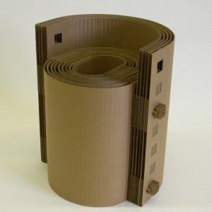 Cardboard Stool (2004)