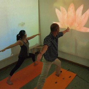 Interactive Yoga Studio (2012)