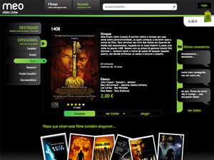 Meo TV Guide and Video Club (2008)